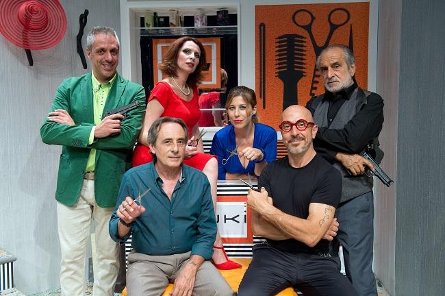 """""""Forbici&Follia"""", un esilarante spettacolo interattivo alla Sala Umberto di Roma"""