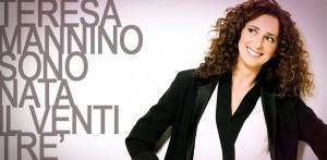 """Teresa Mannino arriva a Milano con """"Sono nata il 23"""""""