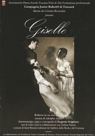 Giselle: il riscatto femminile a passo di danza
