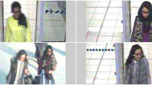 Londra, allarme per la scomparsa di tre adolescenti attratte dal miraggio dello Stato Islamico
