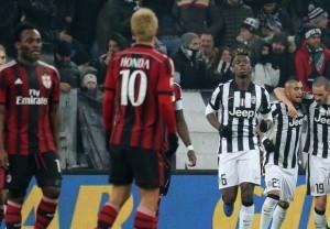 Juventus-Milan 3-1