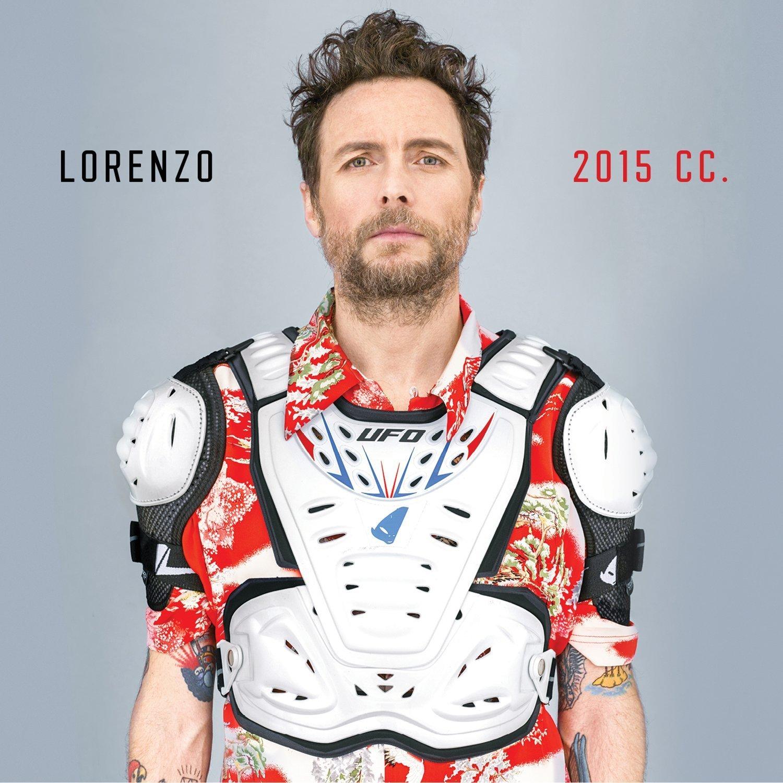 """Jovanotti è tornato sulla scena con """"Lorenzo 2015 CC"""", subito primo su iTunes"""
