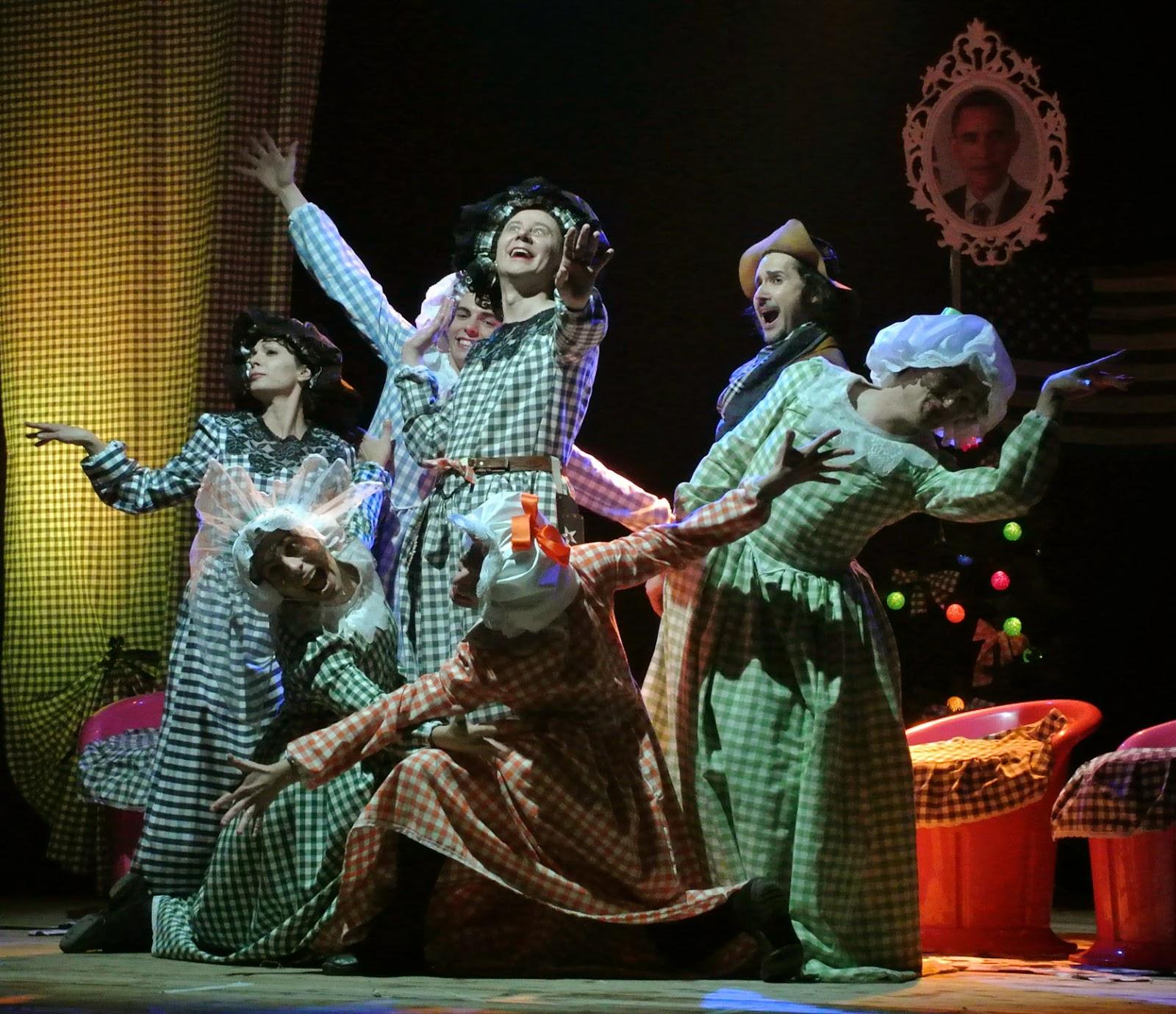 Fullin e le sue «Piccole gonne» al Teatro Martinitt di Milano fino all'8 marzo