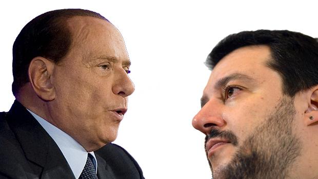 Berlusconi e Salvini rinnovano l'intesa perduta contro Renzi