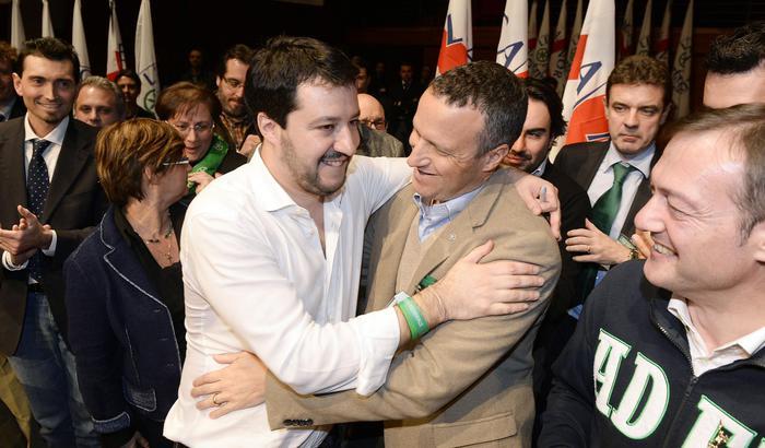 Scontro nella Lega, Salvini attacca Tosi: «Polemiche inutili su Zaia, trattiamo i problemi urgenti»