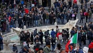 Tifosi Feyenoord: Roma, più telecamere a tutela opere