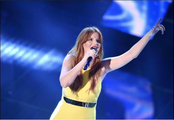 """Intervista a Chiara: """"Voglio cantare solo canzoni belle, Mika sta tifando per me"""""""