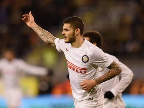 L'Inter torna a sognare l'Europa, col Cagliari terza vittoria di fila