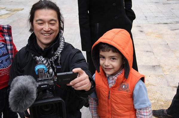 ISIS: Stato islamico rivendica la morte del giornalista giapponese Kenji Goto