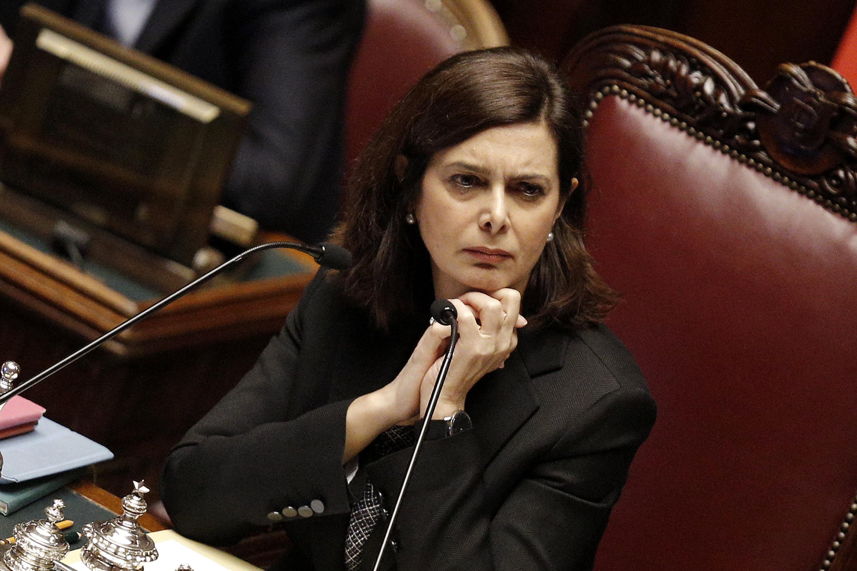 """Riforma Rai, Boldrini: """"No a decretazione d'urgenza"""". PD: """"Non spetta a lei dirlo"""""""