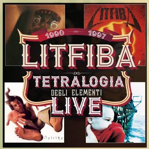 """""""TETRALOGIA DEGLI ELEMENTI live"""", i Litfiba aggiungono 6 nuove date al loro tour"""