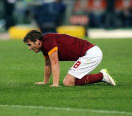 La Roma non vince più