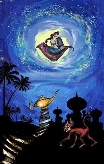 """La magia dell'Oriente con """"Aladdin"""" al Teatro Vascello"""