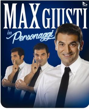 """Max Giusti: """"2015 personaggi"""" sbarca anche a Milano"""