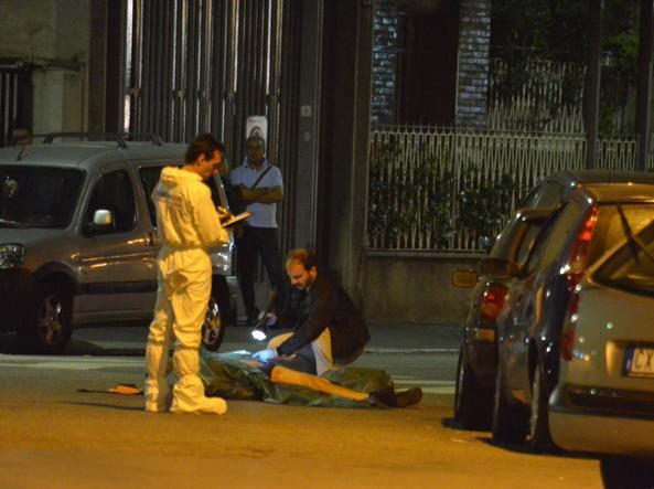 Sparatoria nella Chinatown di Milano, un morto e un ferito grave