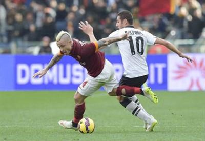 Il Parma ferma la Roma