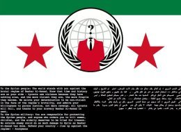 Syrian Electronic Army, i nuovi Anonymous?