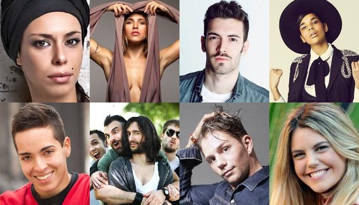 Sanremo 2015, le pagelle: seconda serata, quanto sono bravi i giovani in gara?
