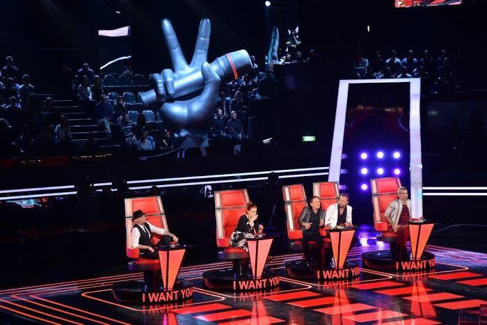The Voice of Italy è iniziato, anche Chiara Iezzi nel cast del programma