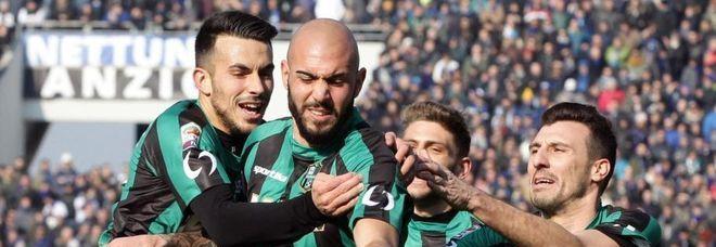 Crisi Inter, un gran Sassuolo vince 3-1