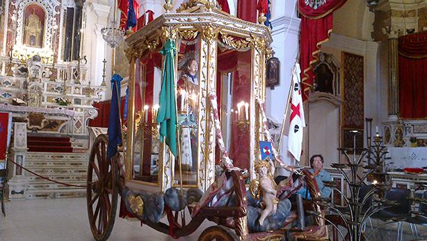 Devozione, fede, cultura e tradizione: Sant'Efisio