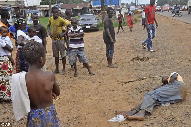 Ebola: milioni di persone in quarantena in Sierra Leone