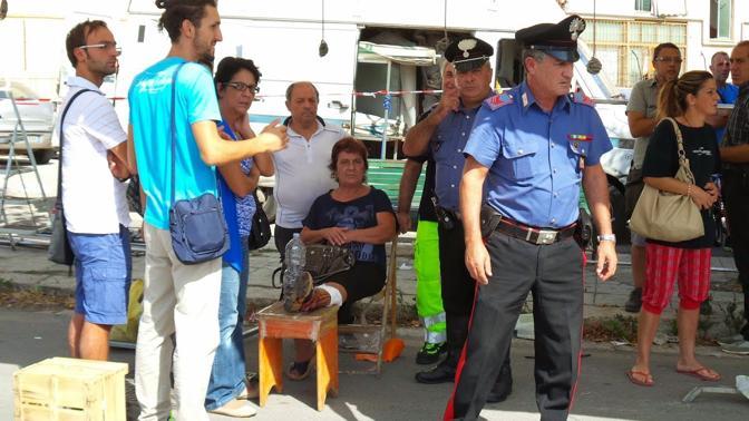 Faida in Sicilia, arrestate 5 persone per la sparatoria al mercatino del Cep