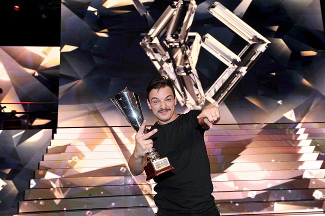 """""""Forte Forte Forte"""", Stefano Simmaco vince la prima edizione del programma ideato da Raffaella Carrà e Sergio Iapino"""