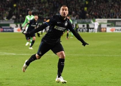 Wolfsburg-Inter 3-1, Carrizo spiana la strada ai tedeschi