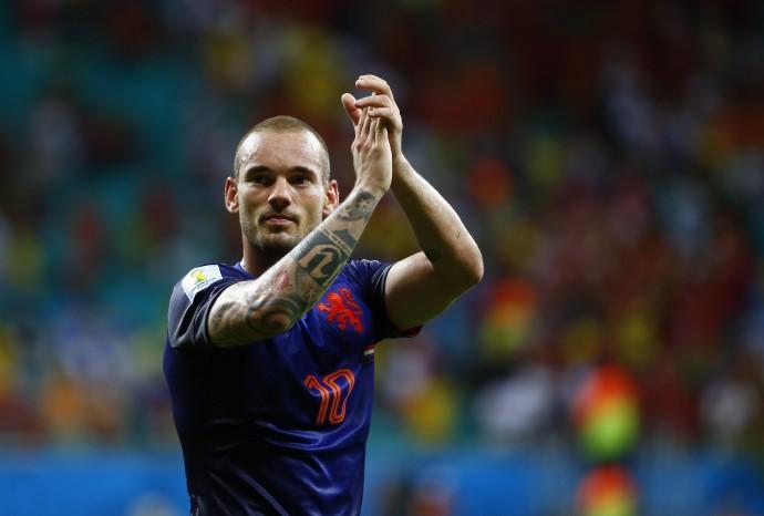 Sneijder salva l'Olanda: ad Amsterdam è 1 a 1 contro la Turchia