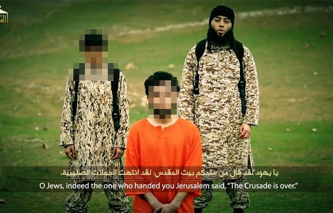 Ragazzino dell'ISIS uccide presunta spia del Mossad