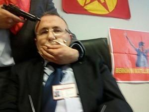 Il procuratore Mehmet Selim Kiraza