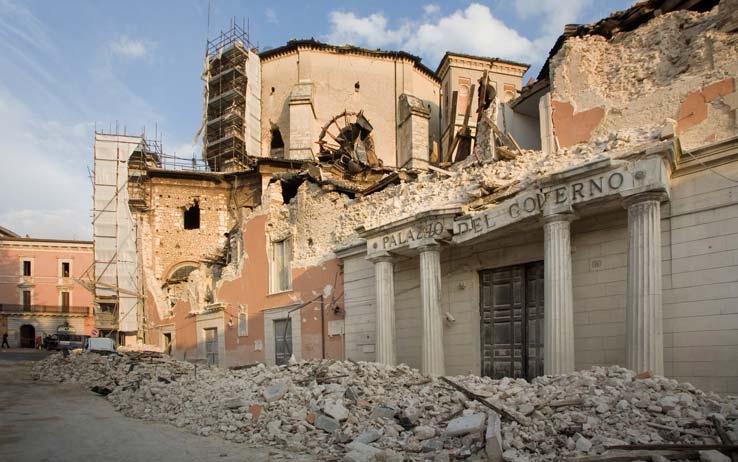 Arrestato imprenditore impegnato nella ricostruzione post terremoto a L'Aquila.