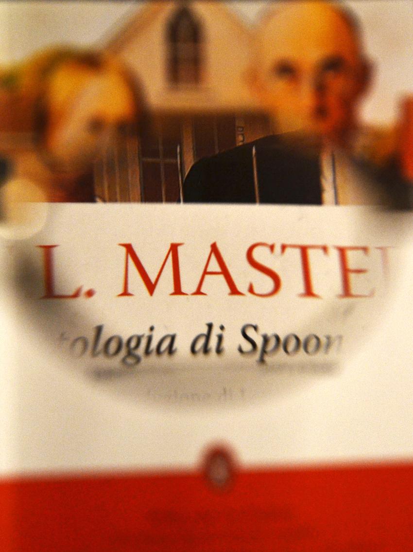 5 marzo 1950, E. L. Masters moriva in miseria e solitudine