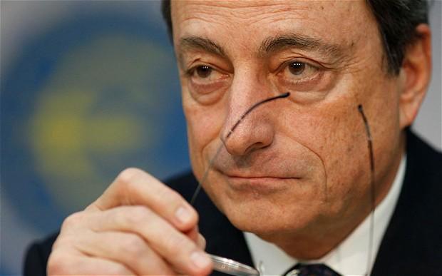"""Draghi: """"Crescita guadagna slancio"""". Ma servono riforme per sostenere la ripresa"""