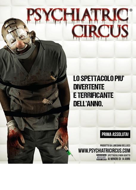 Un ospedale psichiatrico… dentro un circo?
