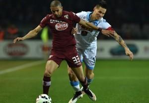 Torino-Napoli 1-0