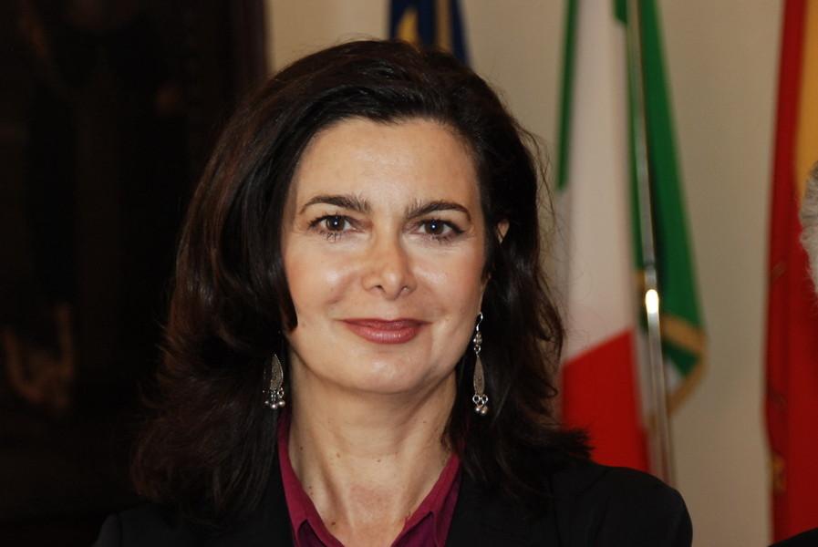 Arriva in Sardegna la Presidente della Camera Laura Boldrini