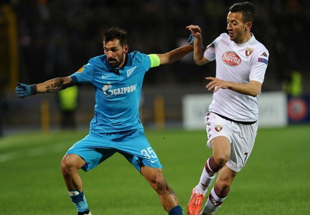 Lo Zenit piega il Torino: granata sconfitti 2-0 a San Pietroburgo