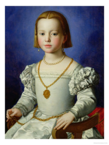 agnolo-bronzino-portrait-of-bia-de-medici-c-1542