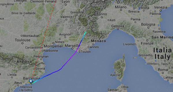 A320 precipita sulle Alpi francesi, nessun superstite