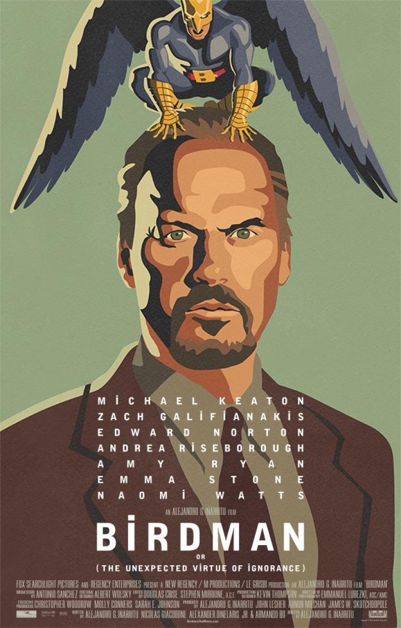 Birdman: Il film premio Oscar che mascherato da commedia spara contro la società