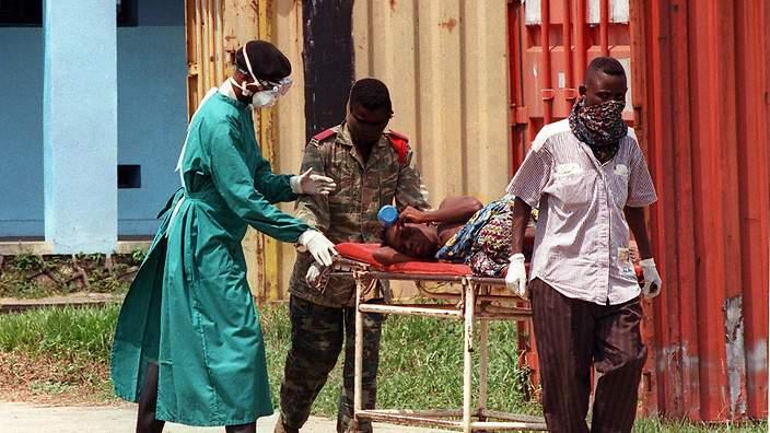 Ebola: decretata l'emergenza sanitaria in Guinea