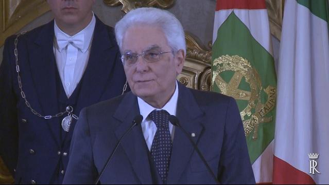 """Responsabilità civile, Mattarella: """"Valutare effetti concreti nuova legge"""""""