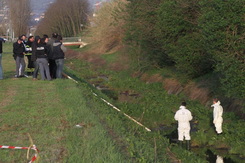 Scoperto cadavere in un fosso alla periferia di Firenze
