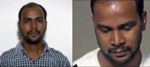 Uno dei quattro condannati Mukesh Singh
