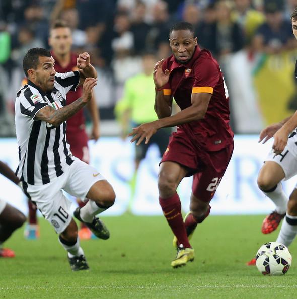 La Juventus pareggia a Roma e porta via mezzo scudetto