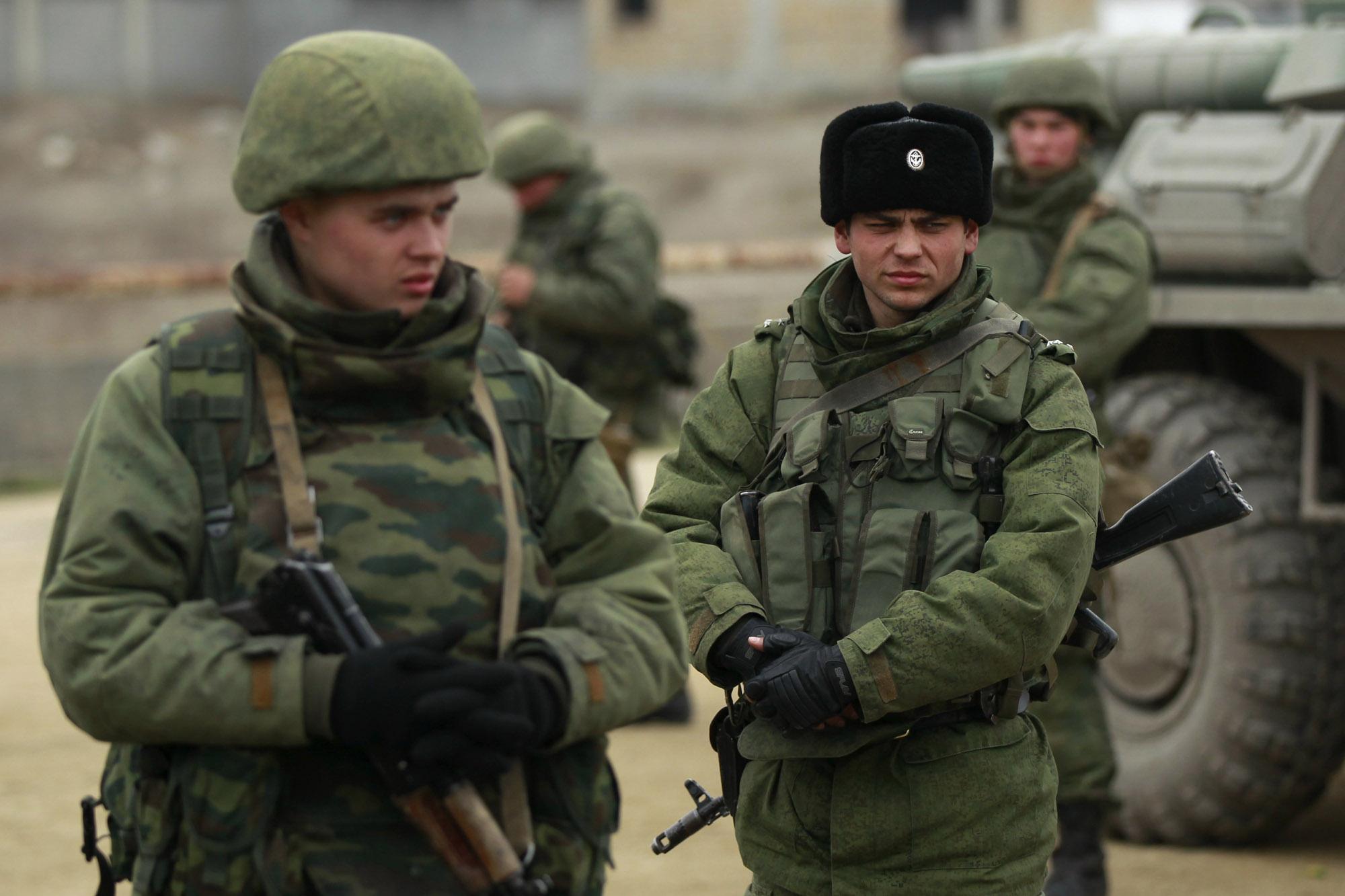 """UCRAINA: l'Occidente minaccia Mosca in caso di """"rottura della tregua"""""""