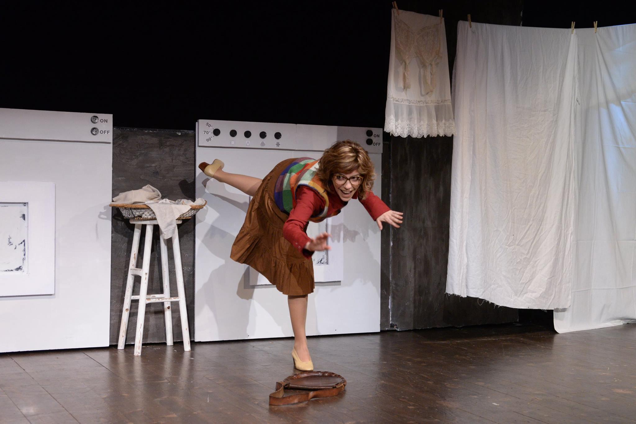 Oltre la Soglia del Pulito: spettacolo inedito, originale. Debutta a Roma, al Teatro degli Audaci.