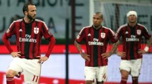 Soccer: Serie A; Milan-Genoa